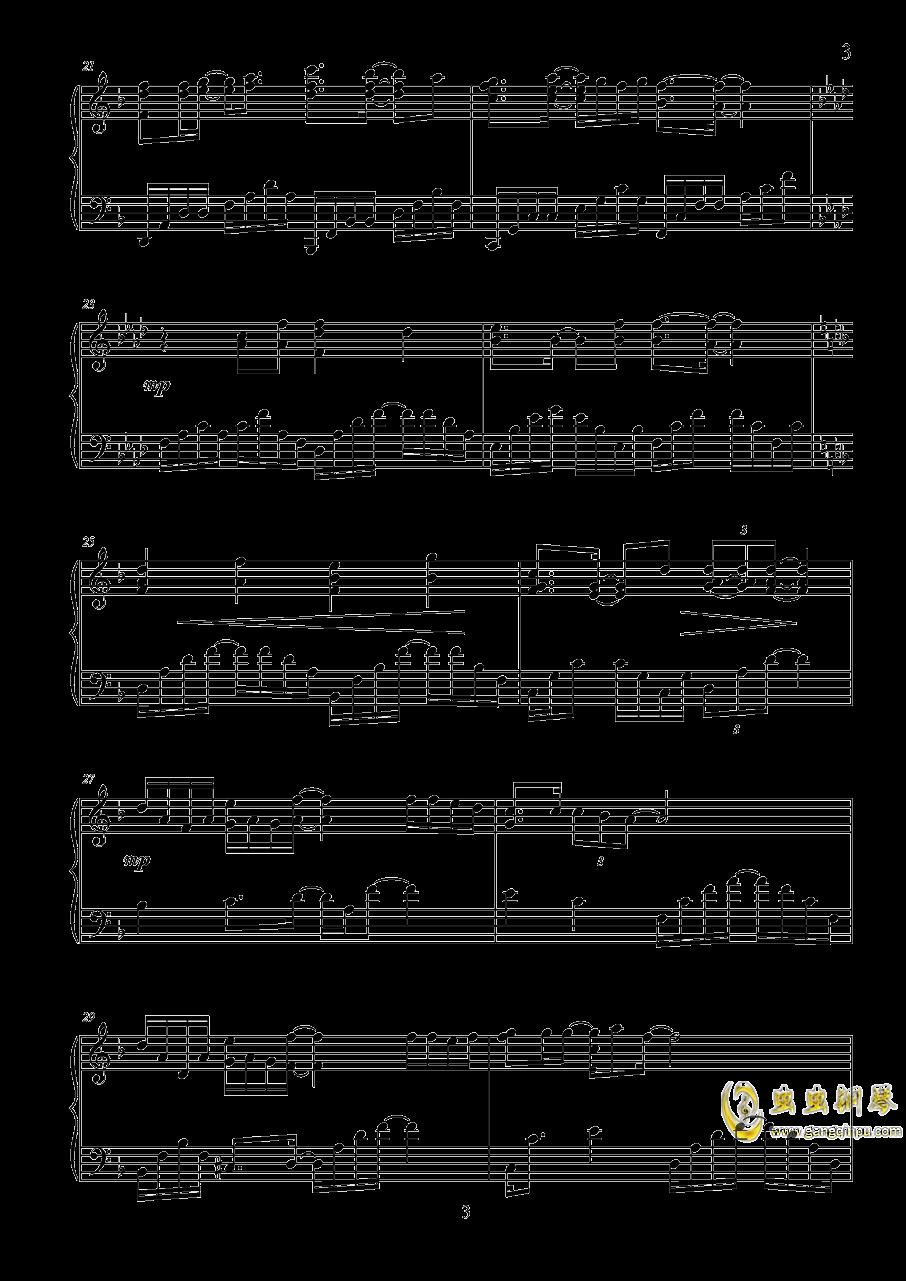 every heart钢琴谱 第3页