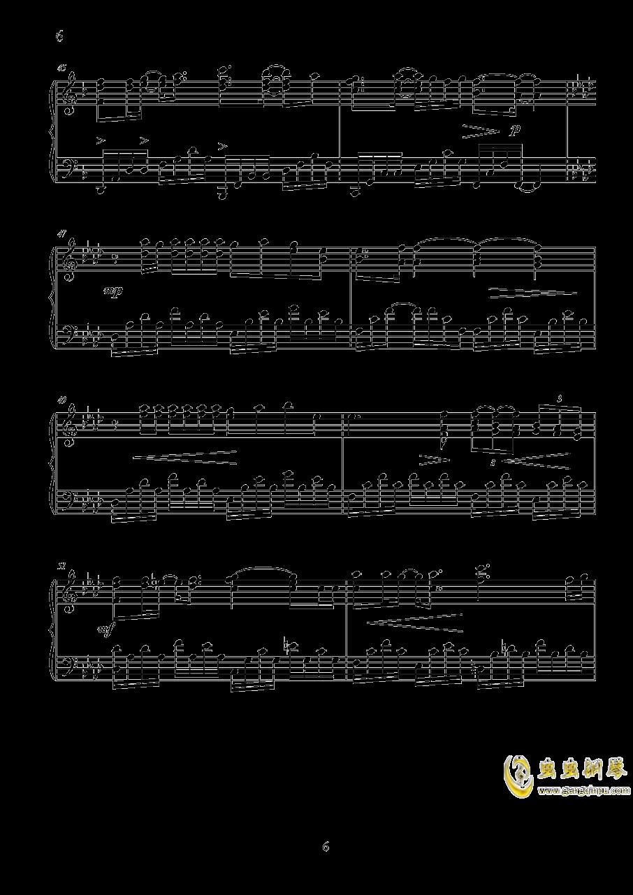 every heart钢琴谱 第6页