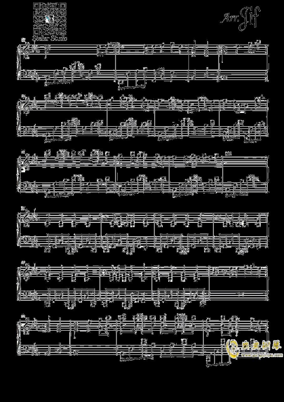 dream it possible钢琴谱 第4页
