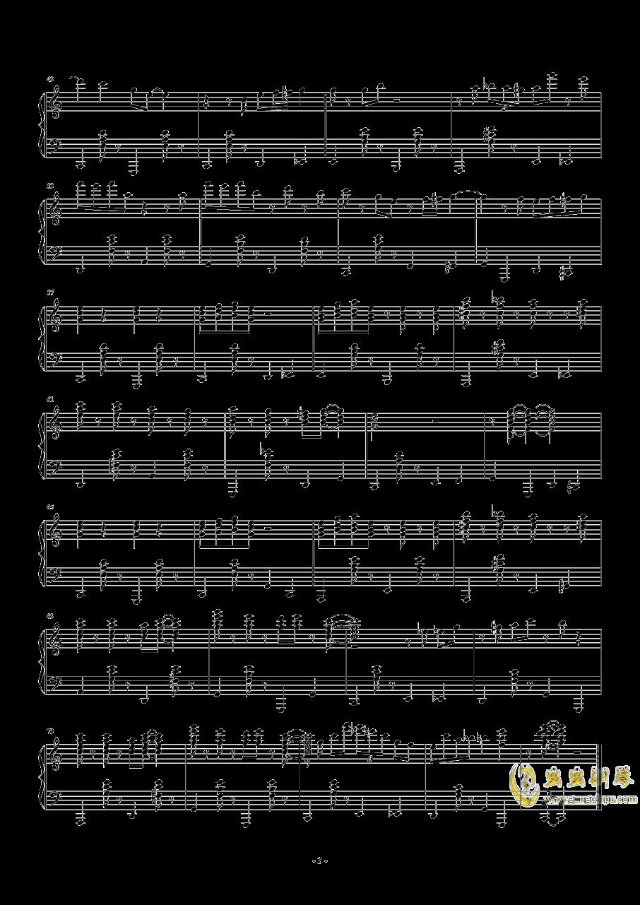 Jazz For Morning钢琴谱 第3页