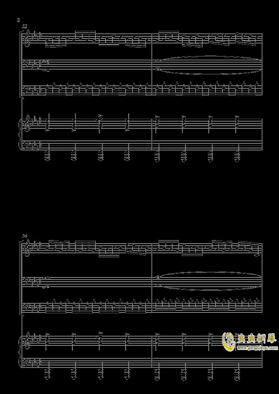 主唱之歌钢琴谱 第8页