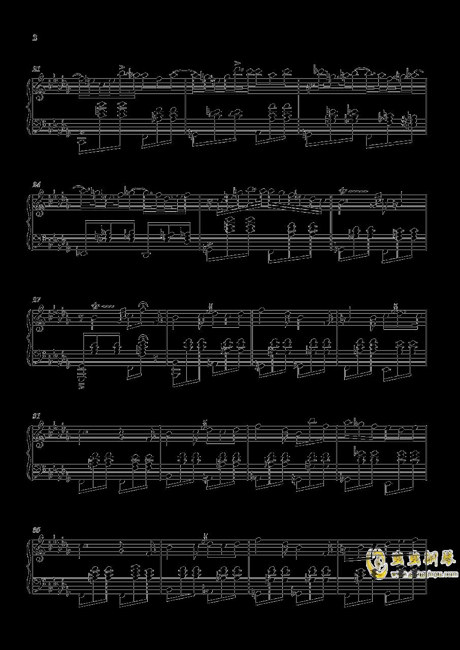 L1 圆舞曲钢琴谱 第2页