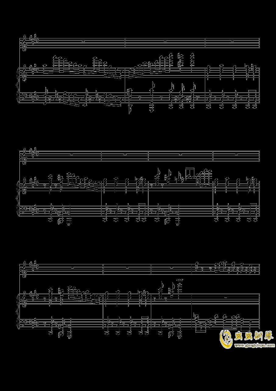 Parodia Sonatina钢琴谱 第10页