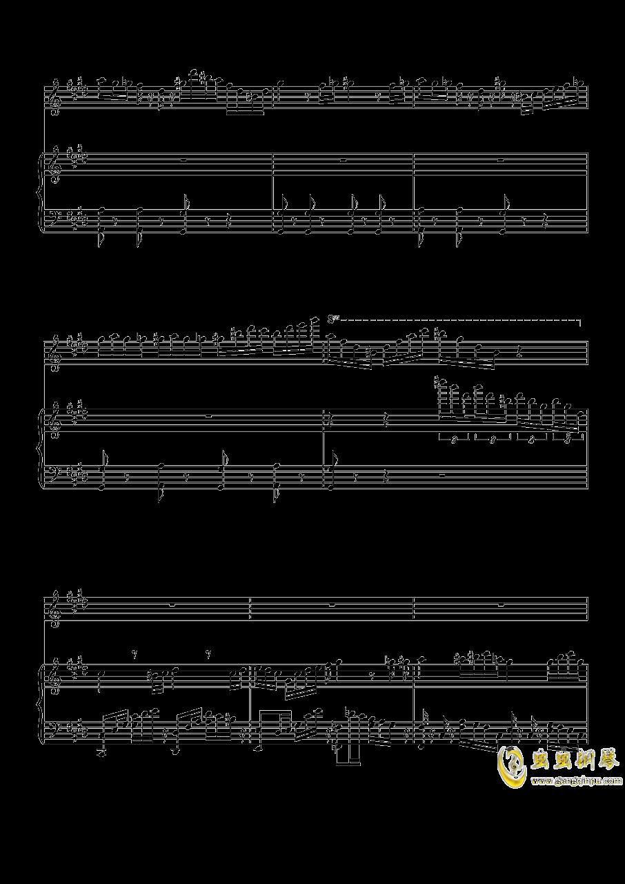 Parodia Sonatina钢琴谱 第13页