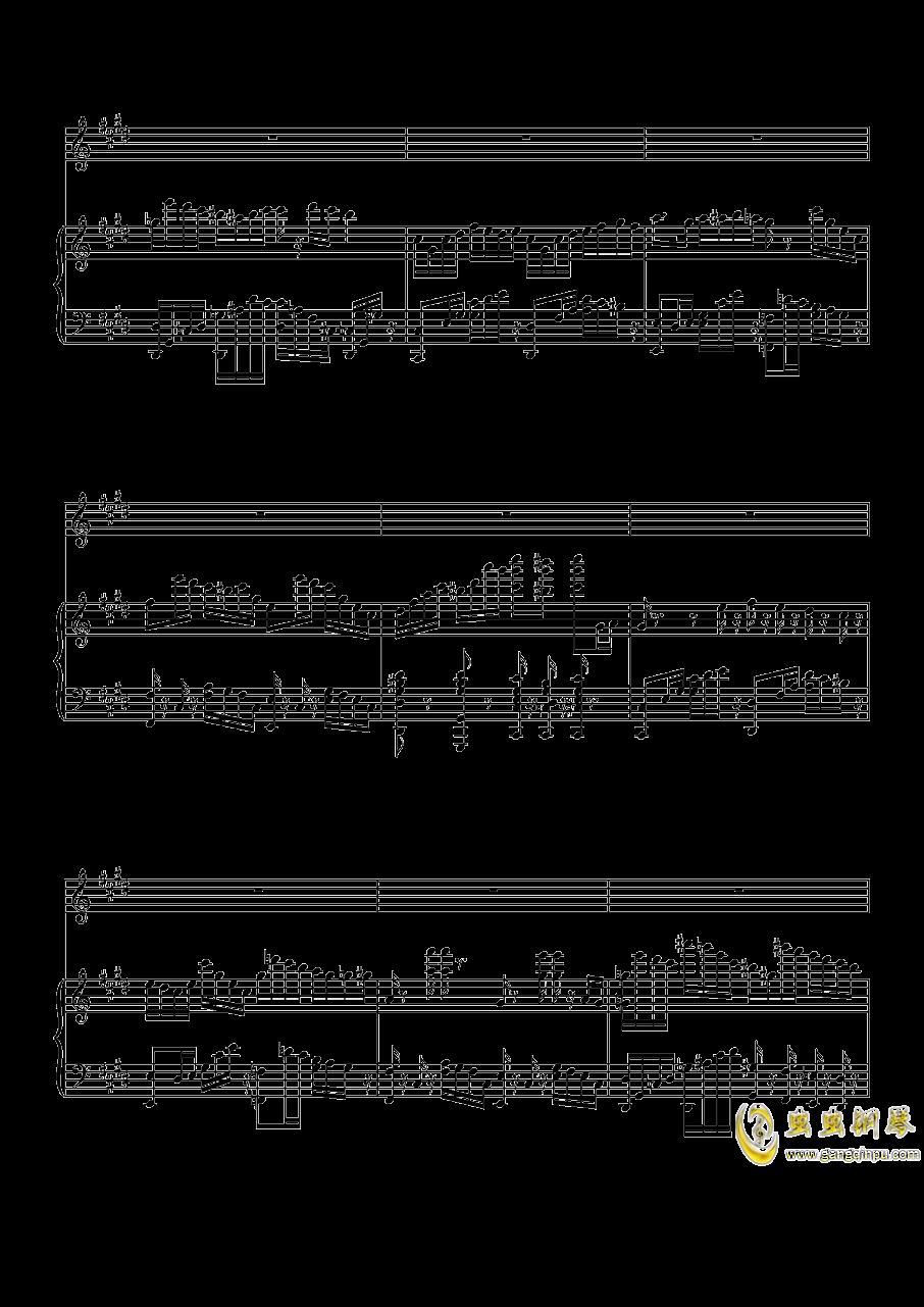 Parodia Sonatina钢琴谱 第14页