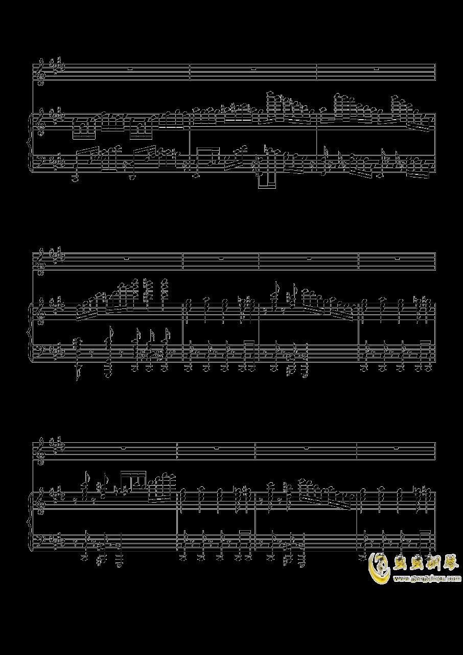 Parodia Sonatina钢琴谱 第15页