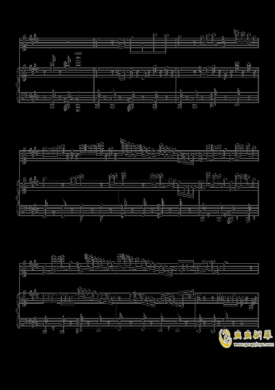 Parodia Sonatina钢琴谱 第16页