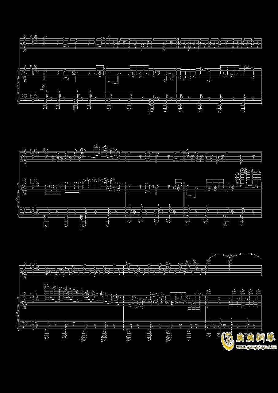 Parodia Sonatina钢琴谱 第17页