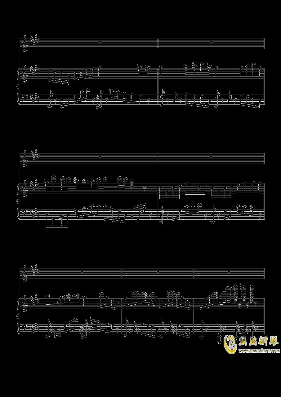 Parodia Sonatina钢琴谱 第2页