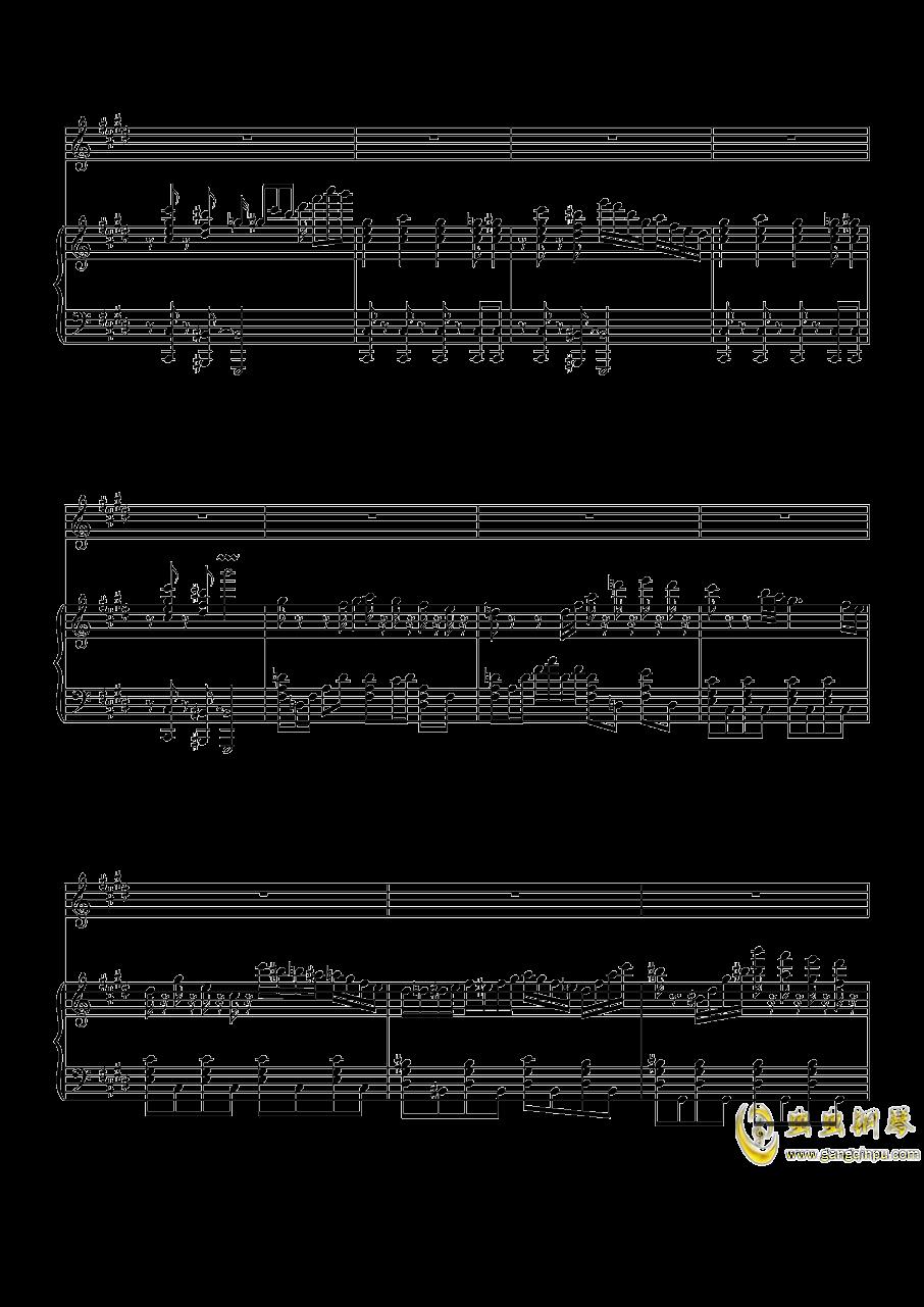Parodia Sonatina钢琴谱 第20页