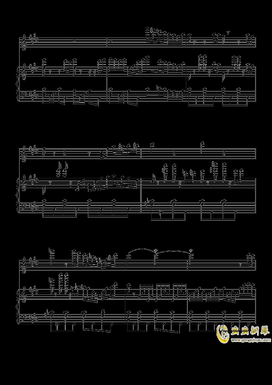 Parodia Sonatina钢琴谱 第21页