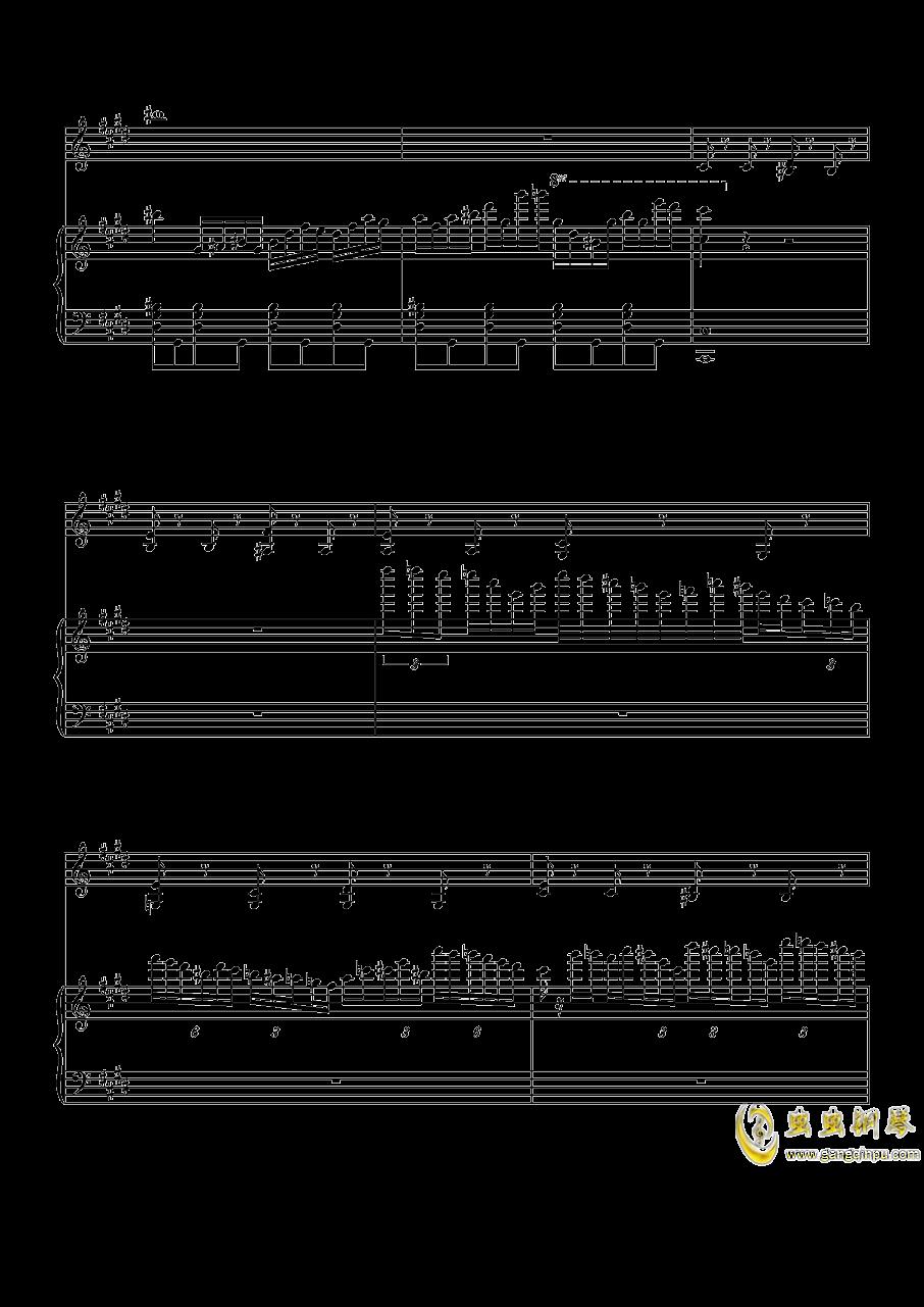 Parodia Sonatina钢琴谱 第22页