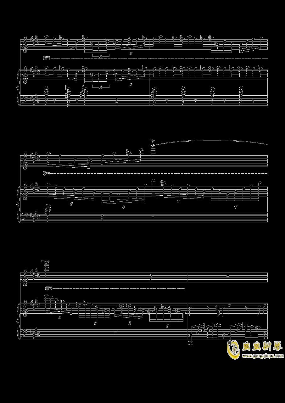 Parodia Sonatina钢琴谱 第24页