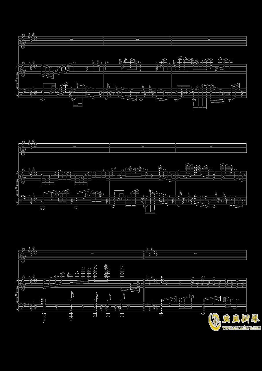 Parodia Sonatina钢琴谱 第25页