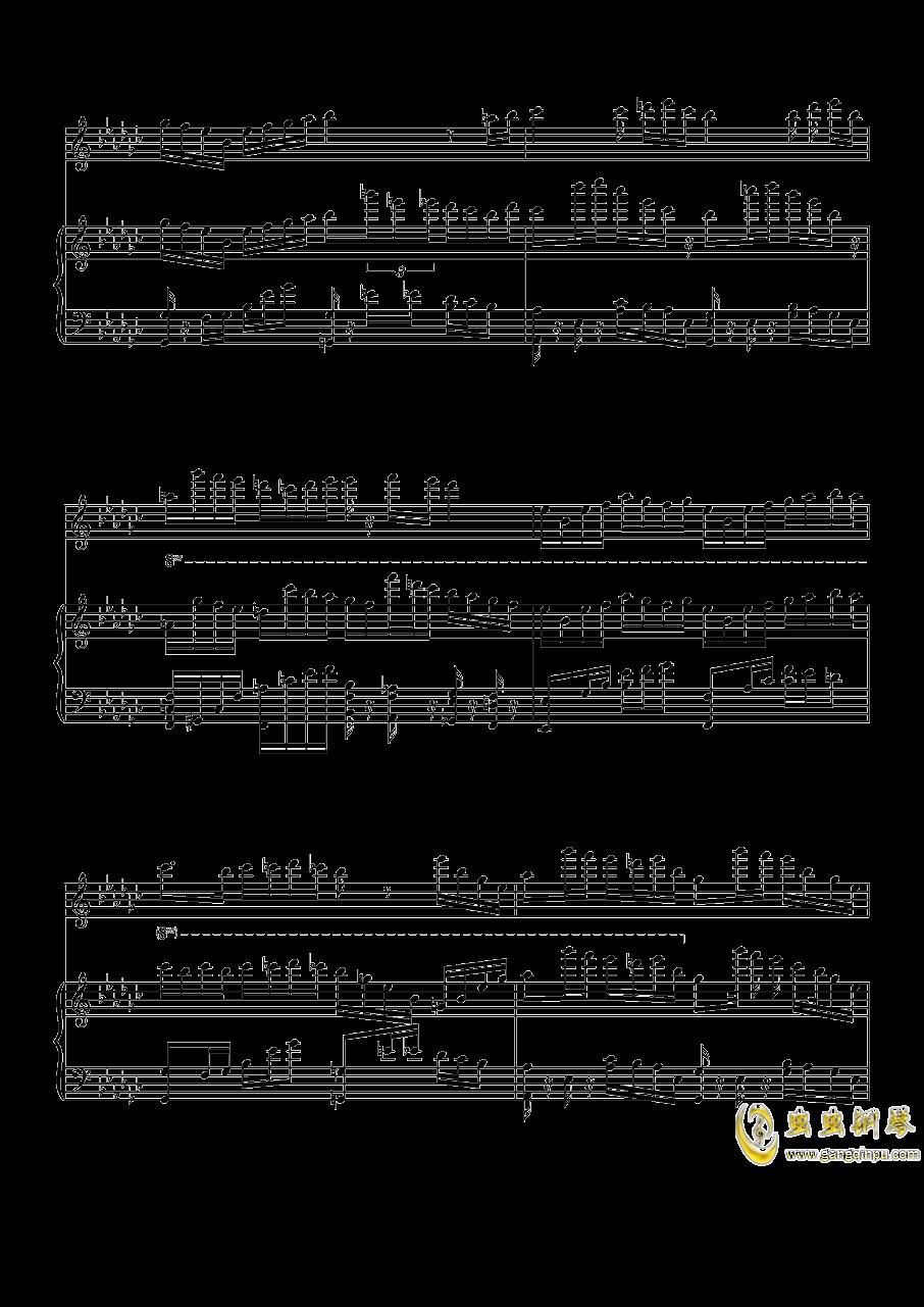 Parodia Sonatina钢琴谱 第27页
