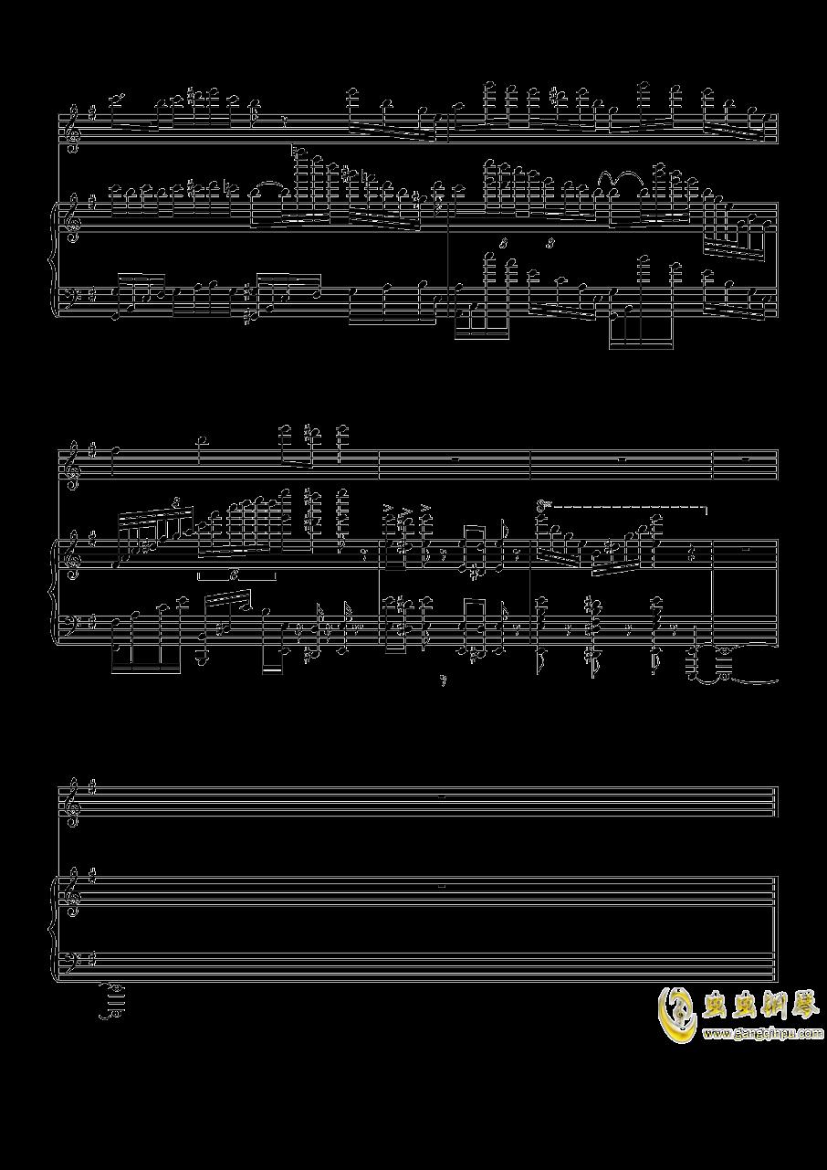 Parodia Sonatina钢琴谱 第29页