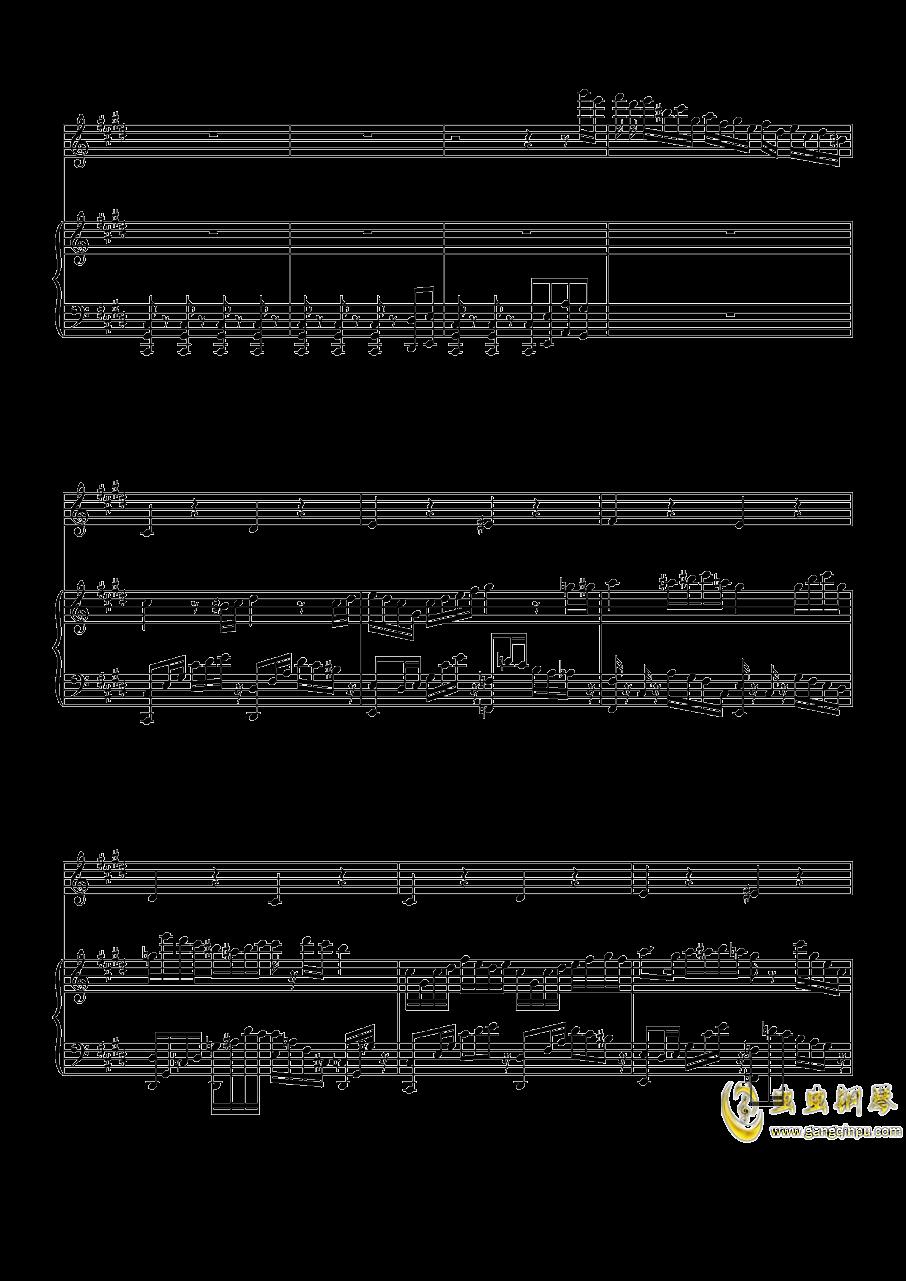Parodia Sonatina钢琴谱 第4页