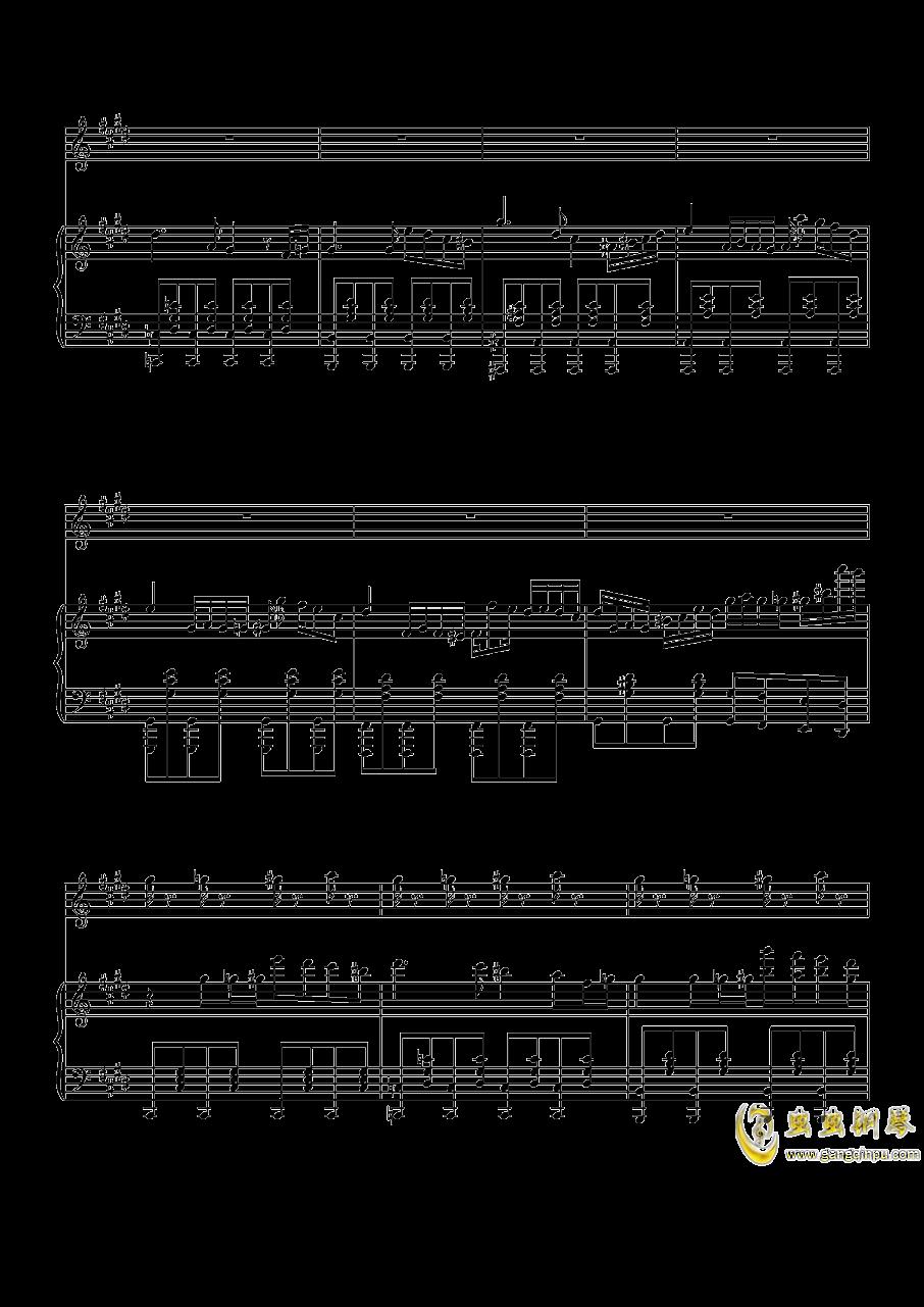 Parodia Sonatina钢琴谱 第6页