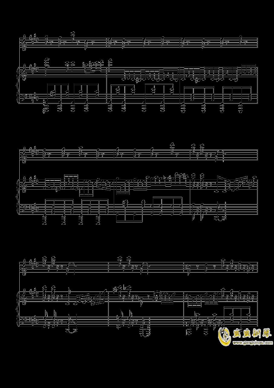 Parodia Sonatina钢琴谱 第7页
