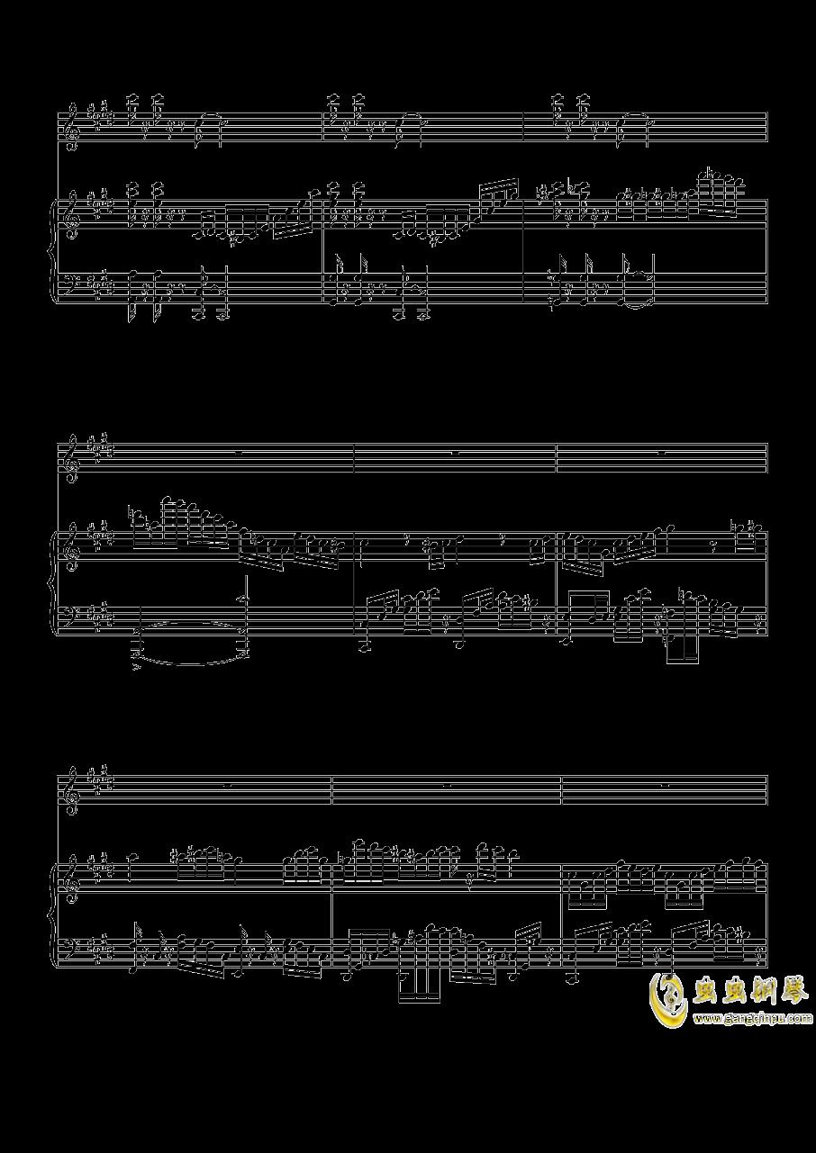 Parodia Sonatina钢琴谱 第8页