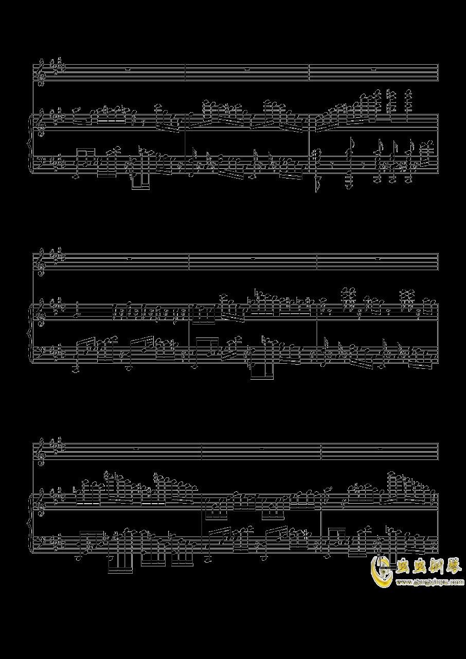 Parodia Sonatina钢琴谱 第9页