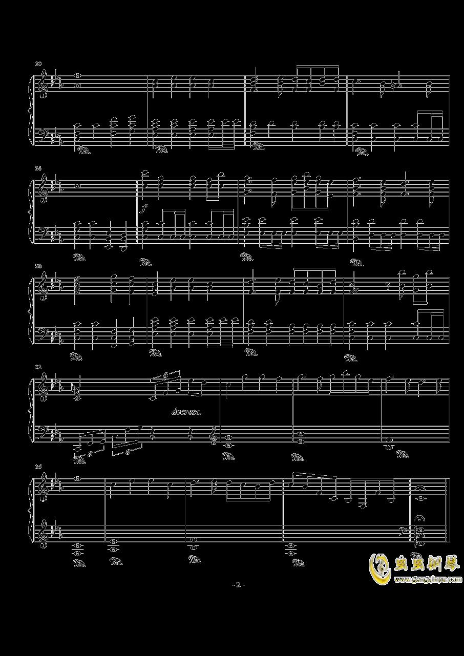 跳舞的线 the piano,跳舞的线 the piano钢琴谱,跳舞