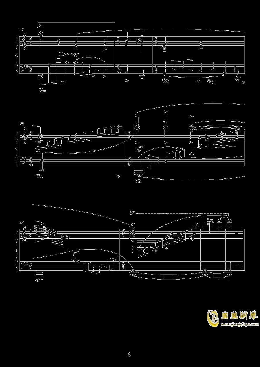 献给孩子们(III)钢琴谱 第2页