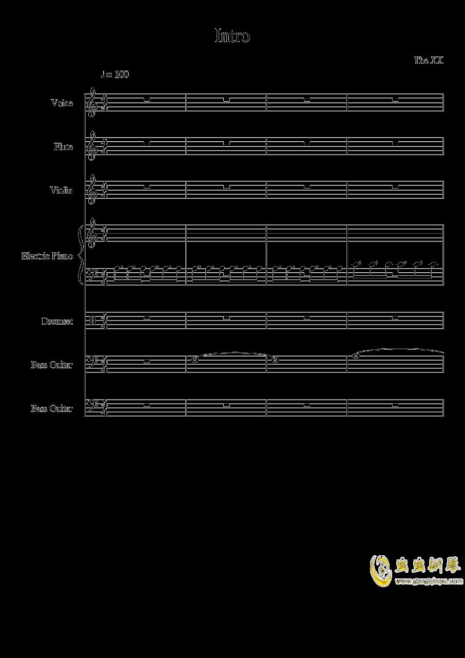 Intro - The xx钱柜娱乐 第1页