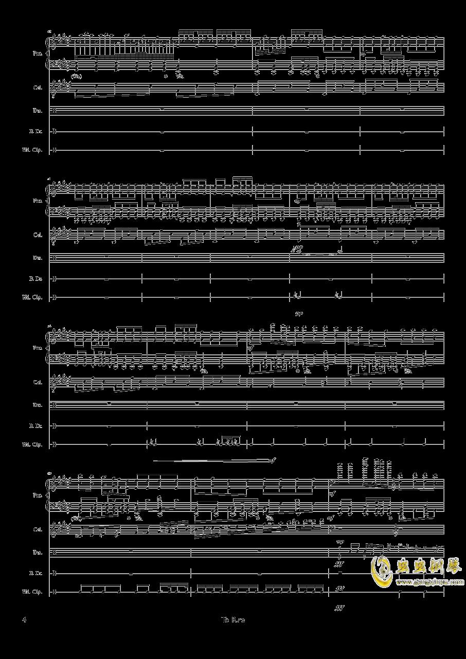 Fade钢琴谱 第4页