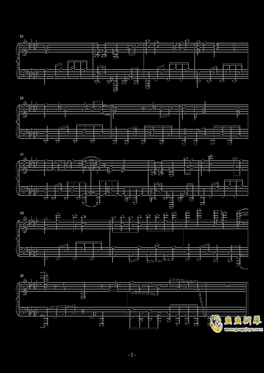 Kakimuki钢琴谱 第2页