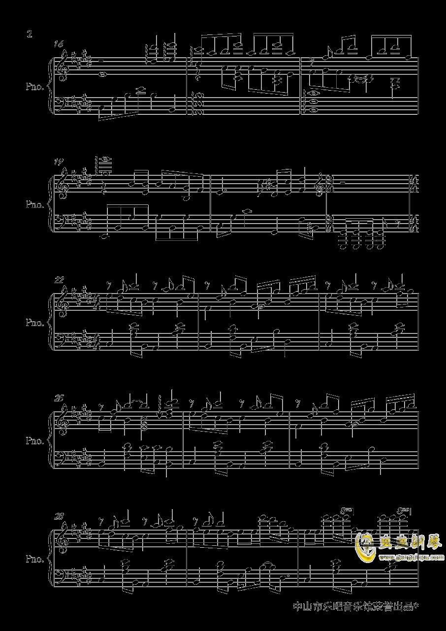 行星钢琴简谱数字