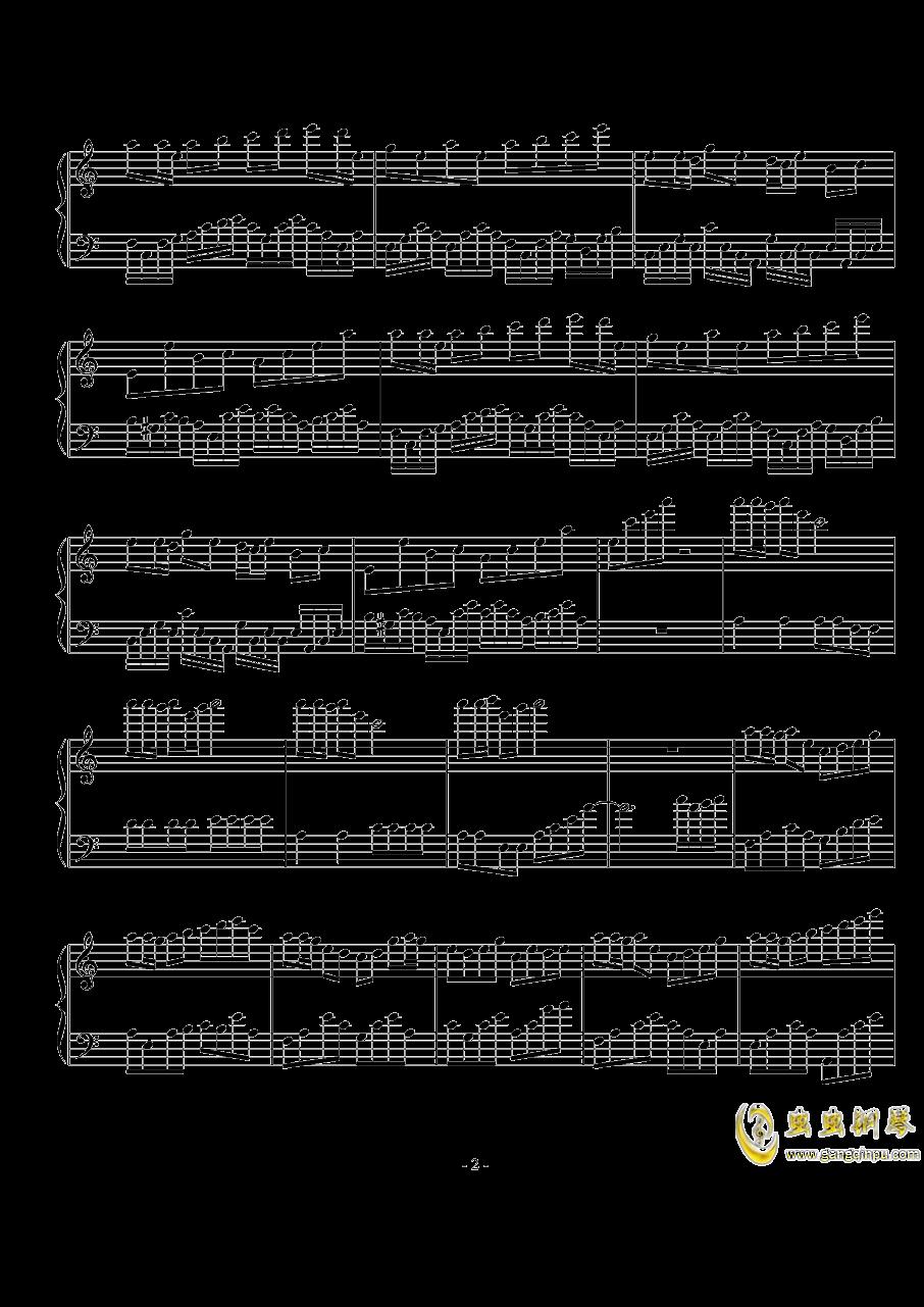 Horino钢琴谱 第2页