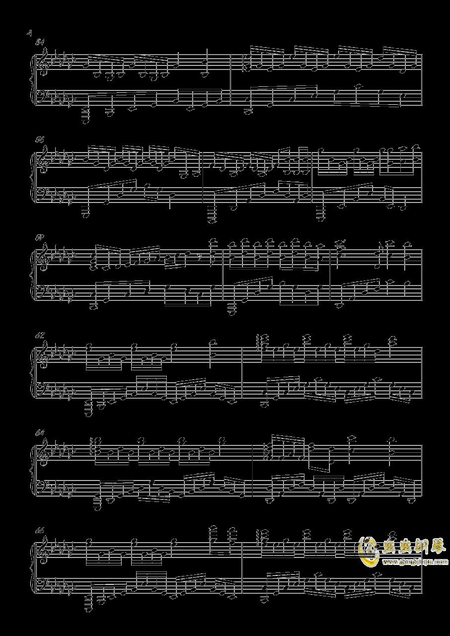 Alan Walker钢琴谱 第4页