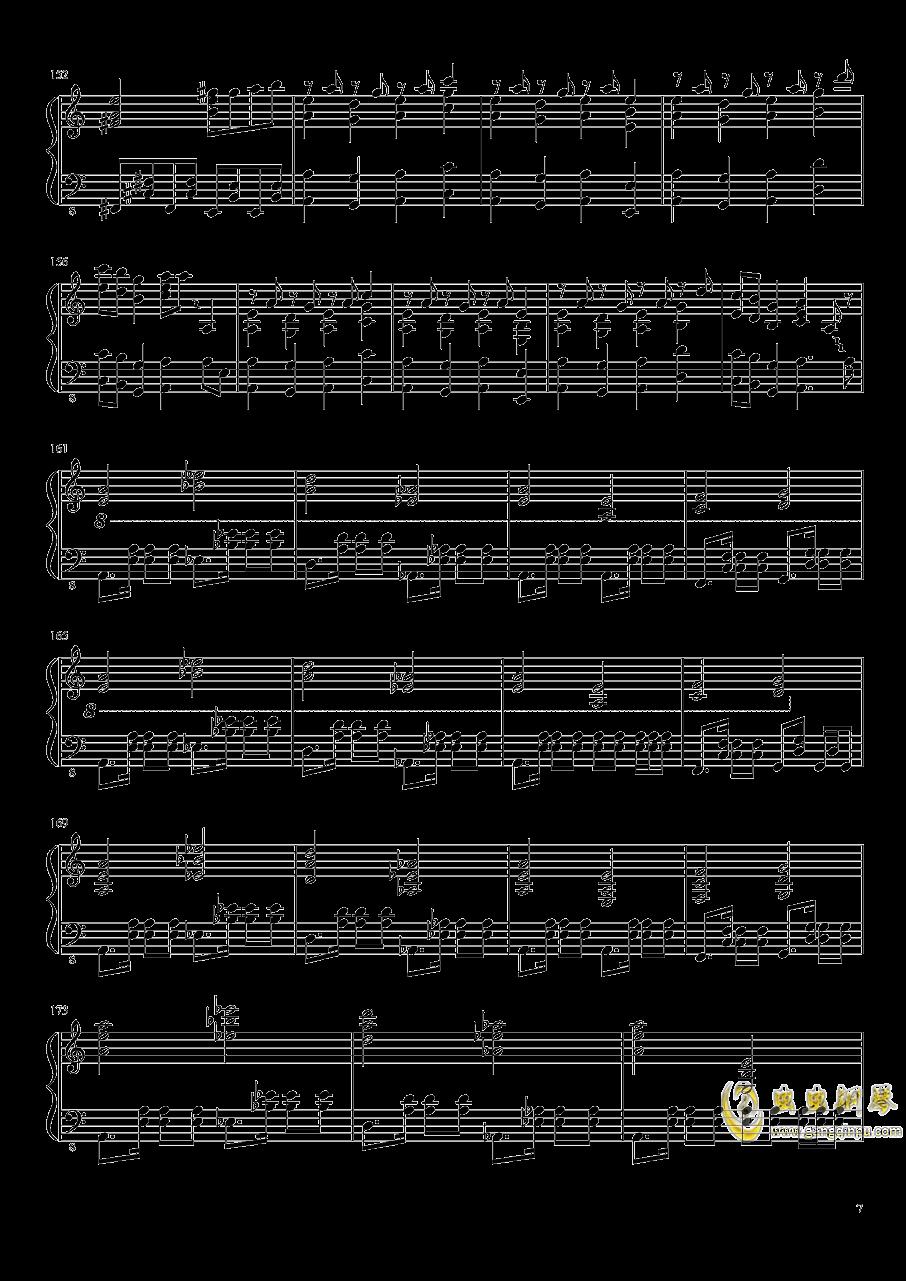 始原のビ�`ト ~ Pristine Beat钢琴谱 第7页