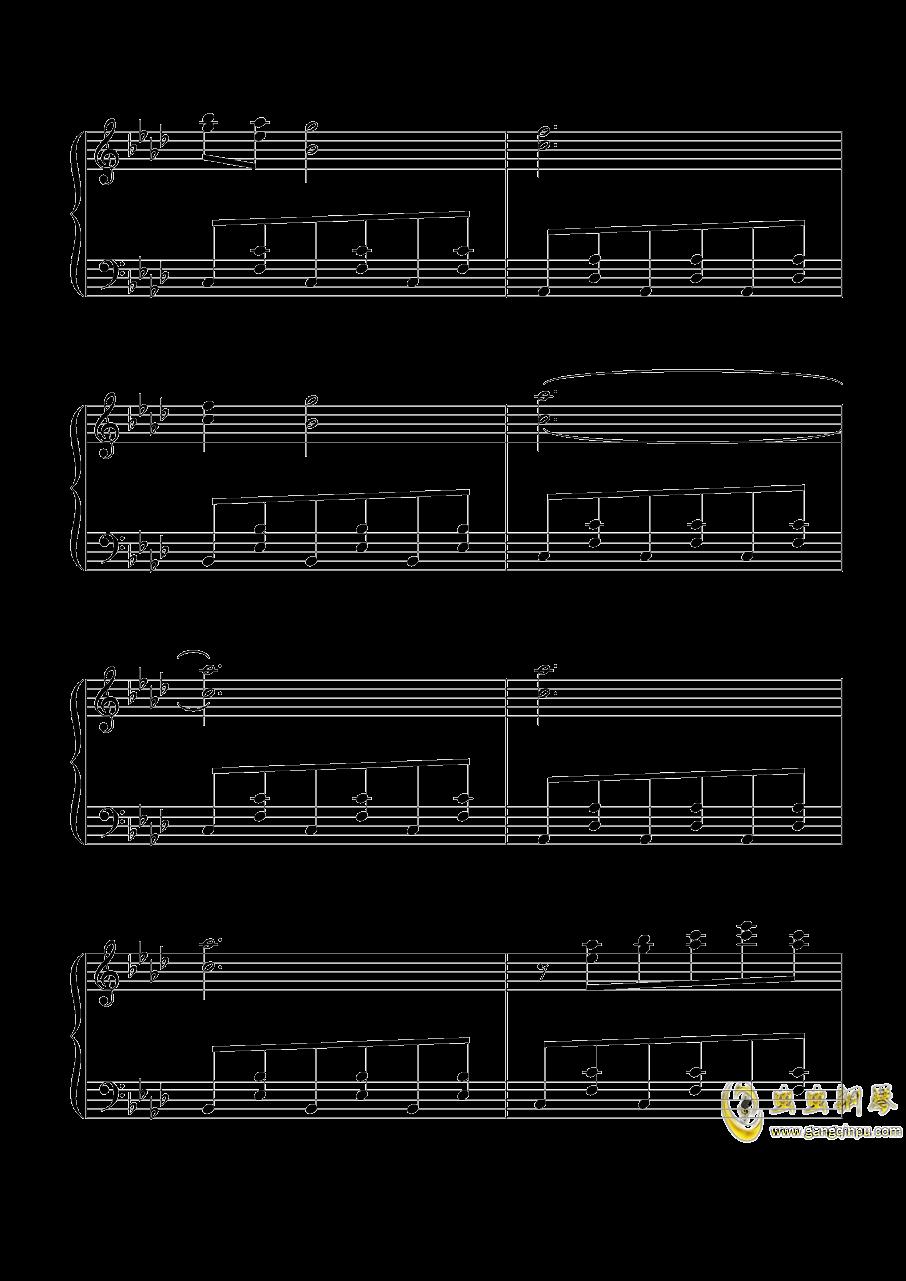 Flower Land钢琴谱 第12页