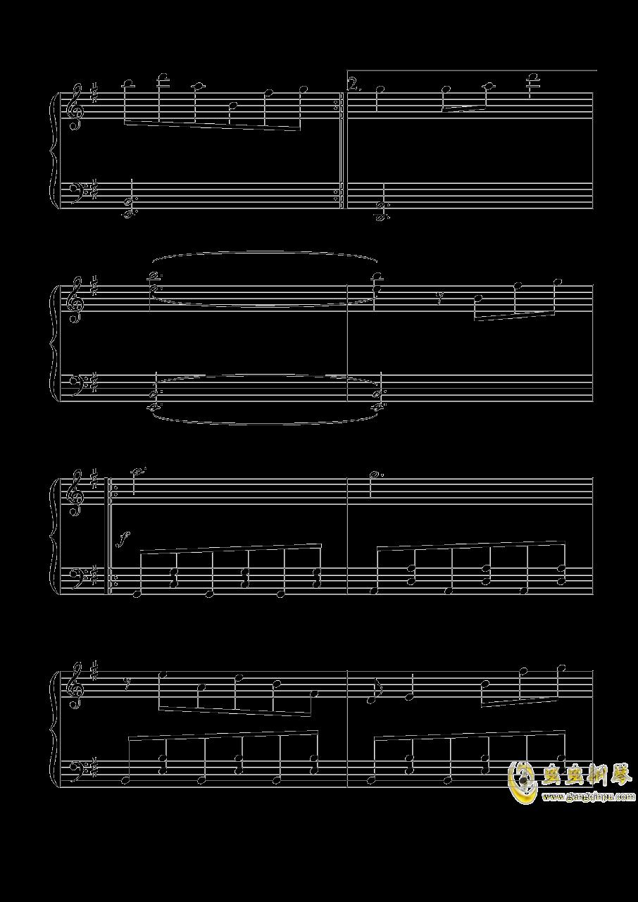 Flower Land钢琴谱 第2页
