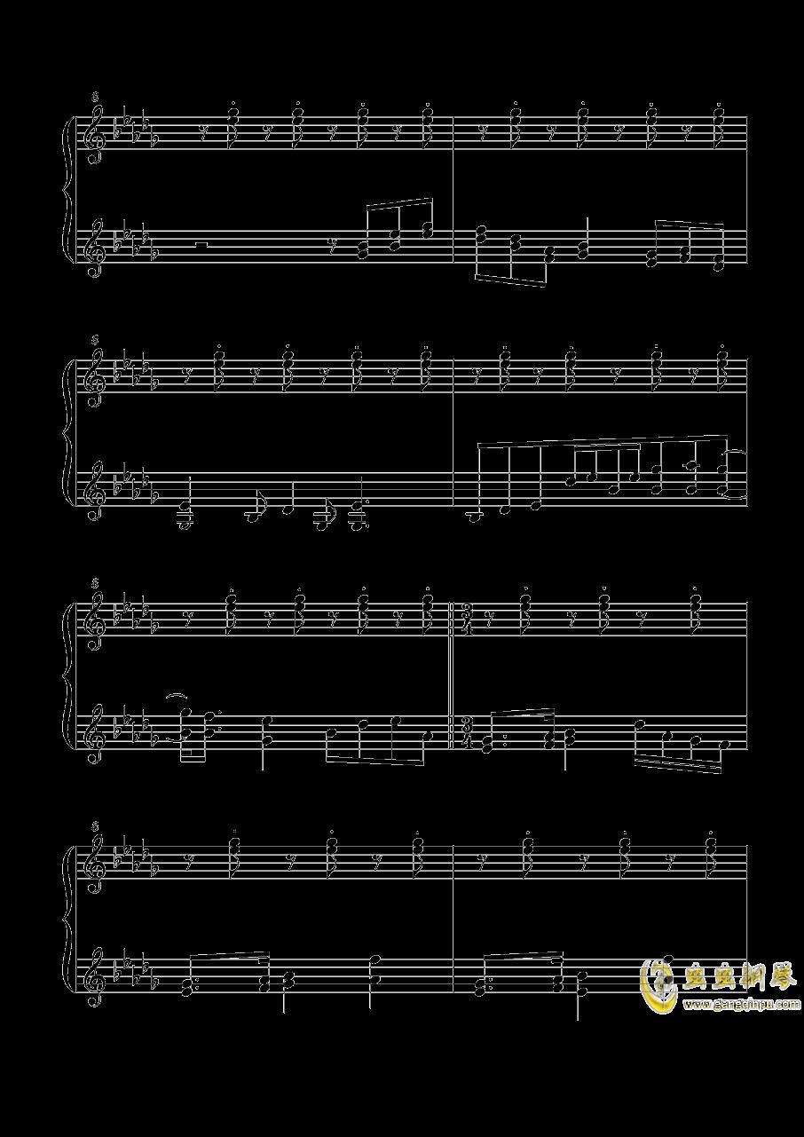 Flower Land钢琴谱 第4页