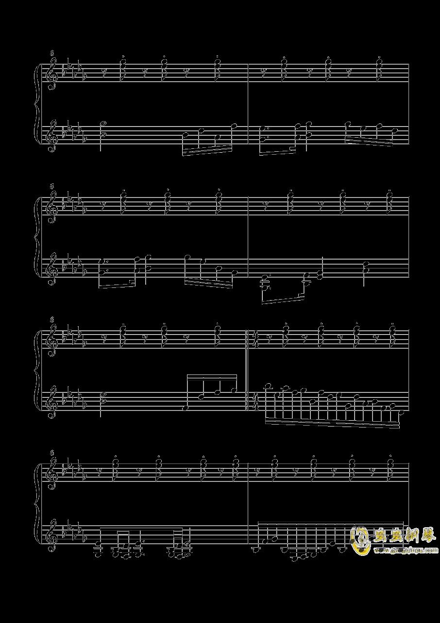 Flower Land钢琴谱 第5页