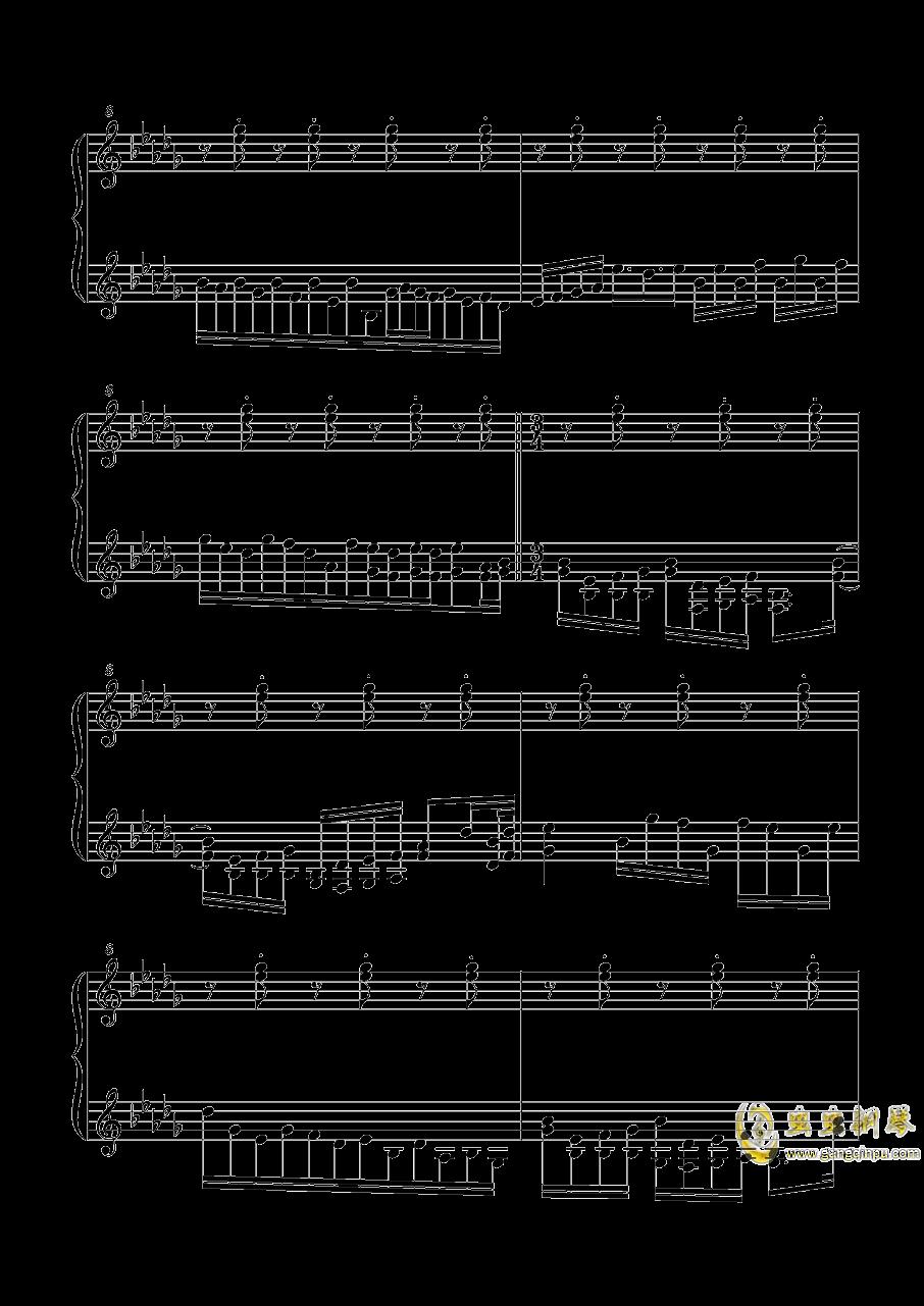 Flower Land钢琴谱 第6页