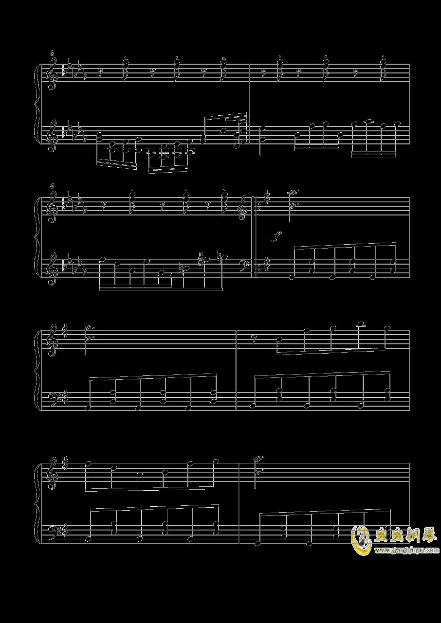 Flower Land钢琴谱 第7页