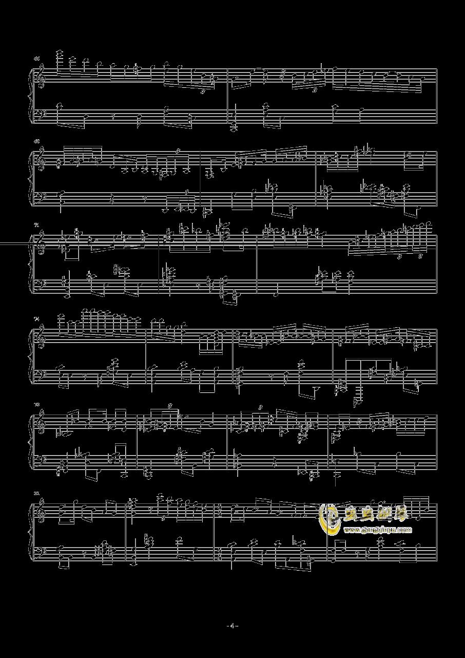 Songs and Lullabies钢琴谱 第4页