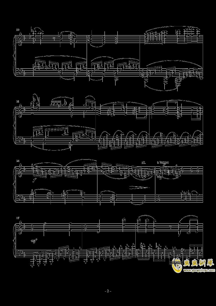 松中 Op.63钢琴谱 第2页