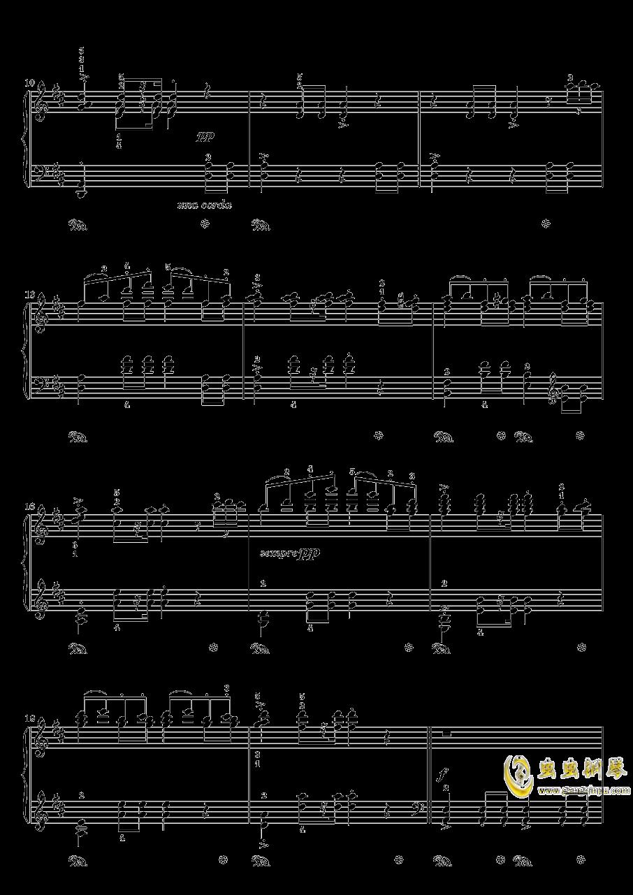 在托罗尔哈根的婚礼钢琴谱 第2页