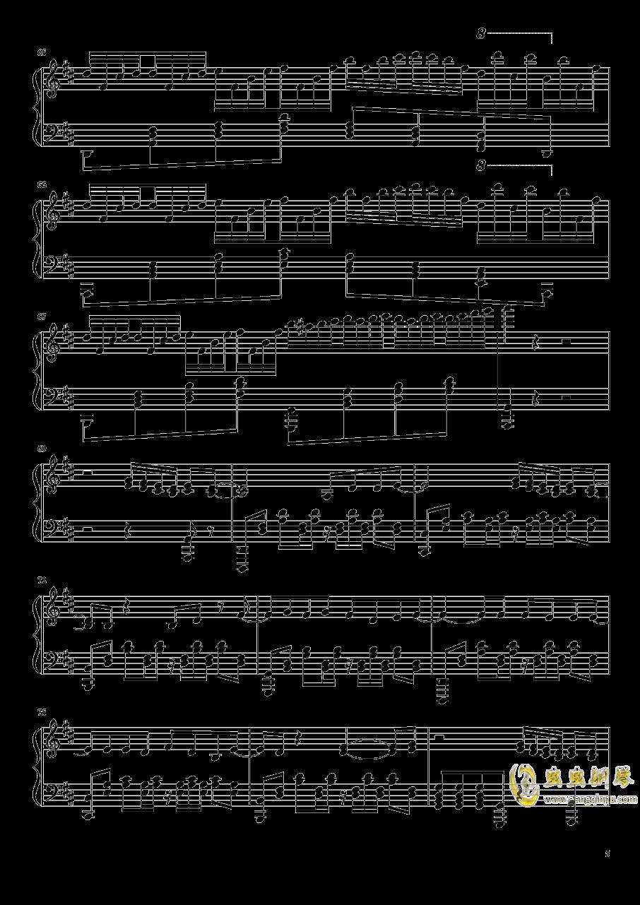 不爱我就拉倒,不爱我就拉倒钢琴谱,不爱我就拉倒钢琴谱网,不爱