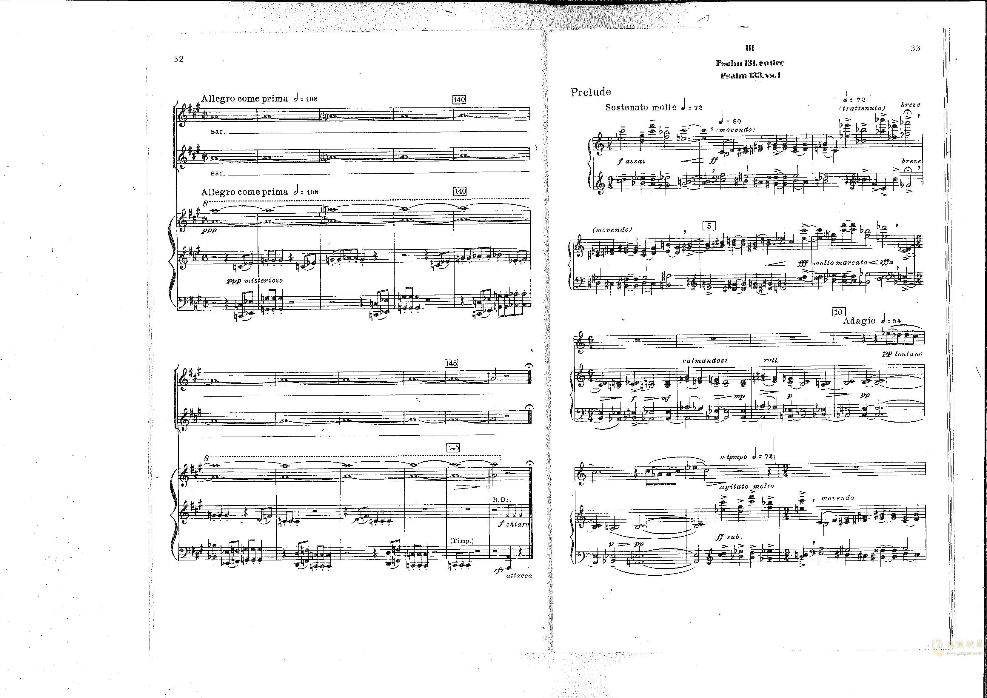 Chichester Psalms澳门星际官网 第20页