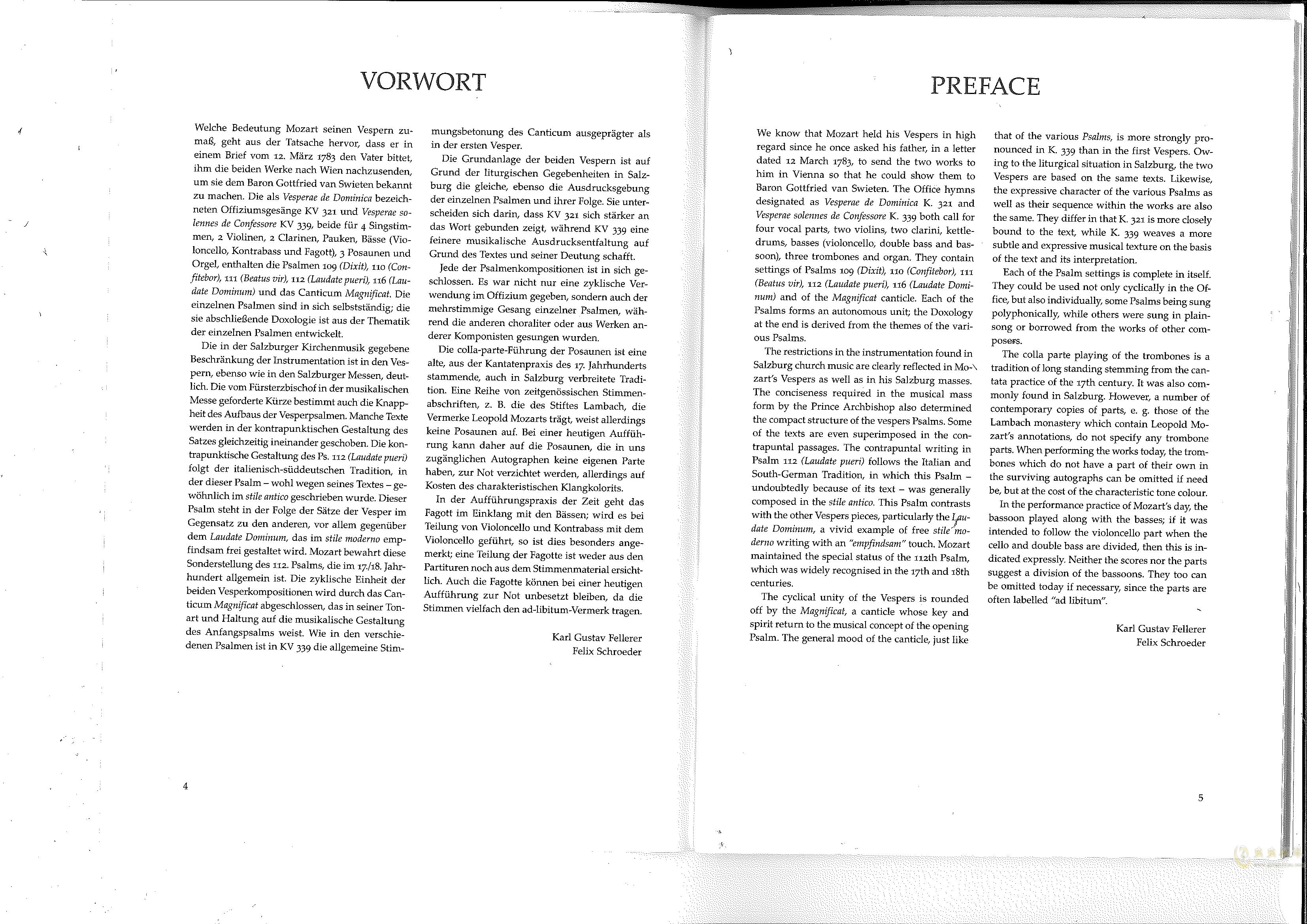 Vesperae solennes de confessore K. 339钢琴谱 第3页