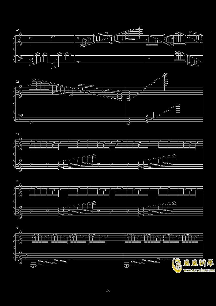 TwoStepsFromHell-Nero钢琴谱 第2页