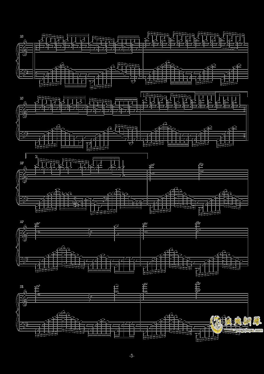 TwoStepsFromHell-Nero钢琴谱 第3页