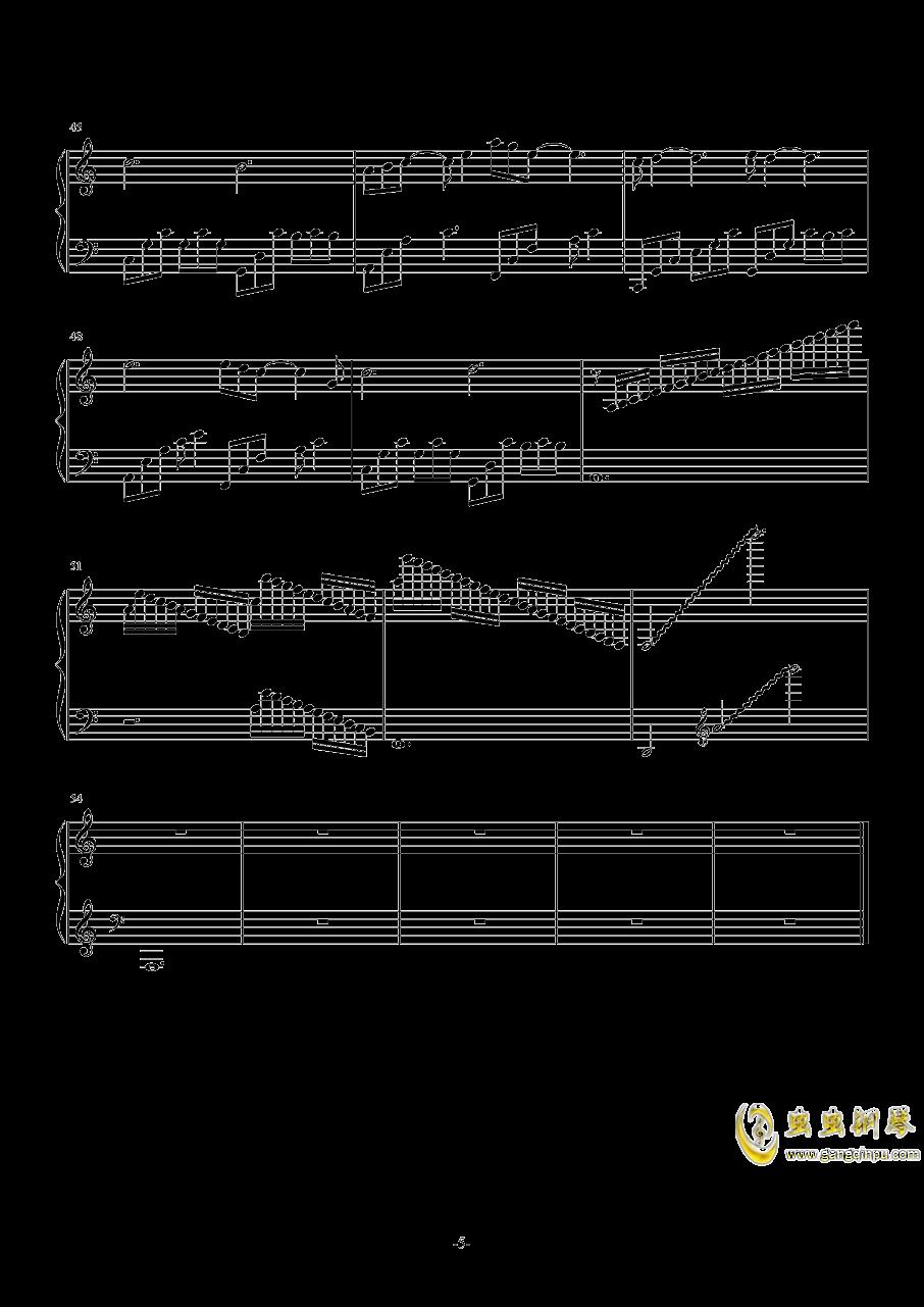 TwoStepsFromHell-Nero钢琴谱 第5页