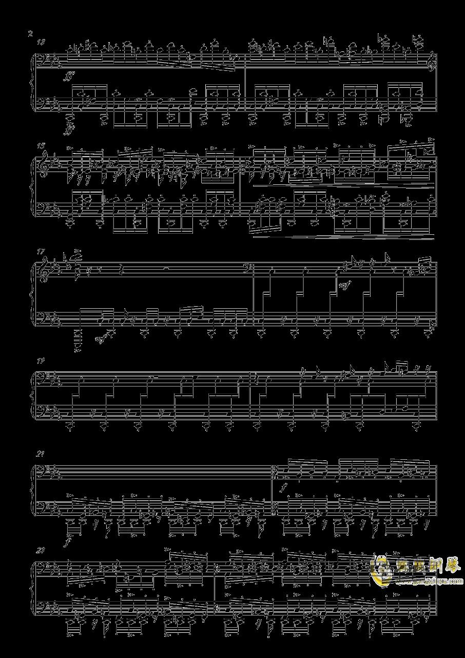 Game钢琴谱 第2页